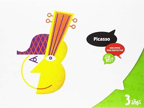 Proyecto ¿Lo ves? - 3 años : Picasso