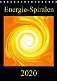 Energie-Spiralen 2020 (Tischkalender 2020 DIN A5 hoch): Farbenprächtige Energie-Spiralen für mehr Motivation, Harmonie und Lebensfreude energetisieren ... 14 Seiten ) (CALVENDO Gesundheit) -