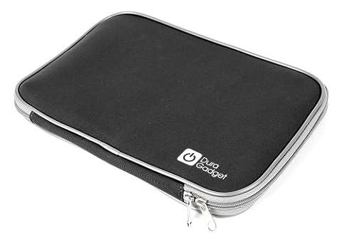 Duragadget Laptop Tasche Notebook Tasche in schwarz fuer Dell Inspiron 17R 17.3