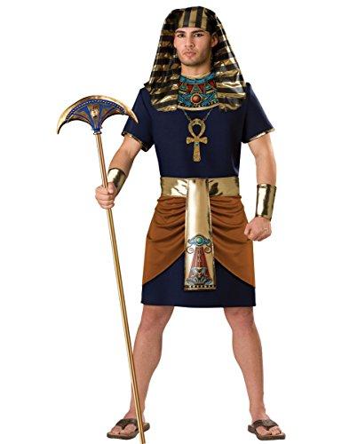 Deluxe Pharao Kostüm für Herren XL