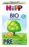 HiPP Bio Pre Anfangsmilch, 4er Pack (4 x 600g)