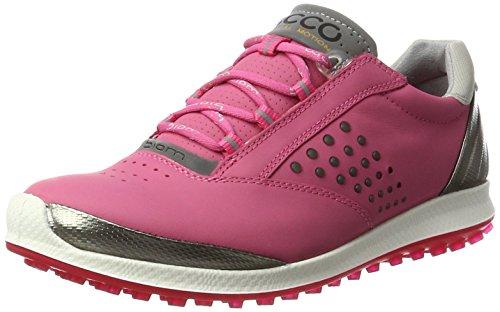 ECCO Damen Women's Golf Biom HYBRID 2 Golfschuhe, Pink (50433FANDANGO/BEETROOT), 40 EU - Golf Ecco Biom Hybrid