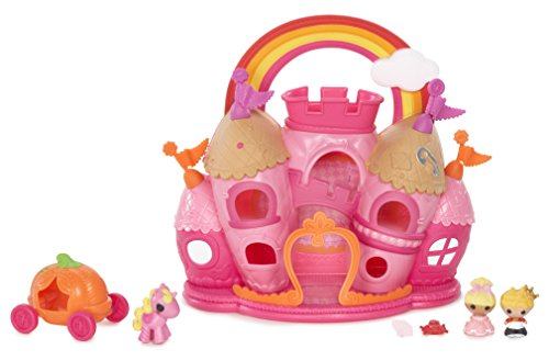 Lalaloopsy Tinies Puppe - Sew Royal Castle Spielset [UK Import]