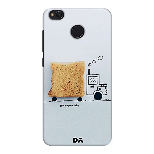 DailyObjects Toast Truck Mobile Case Cover For Xiaomi Redmi