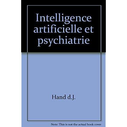 Intelligence artificielle et psychiatrie