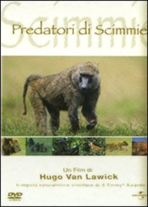 predatori di scimmie
