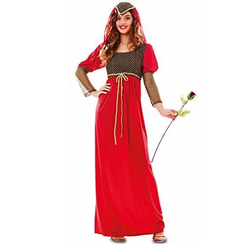 Kostüm Mittelalter Lady Juliet Gr. 38/42 Adlige historisch Mittelalterfest Karneval ()