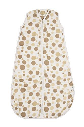 Schlummersack Baby Sommerschlafsack Musselin 0.5 Tog - Circles - 6-18 Monate/90 cm