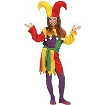 WIDMANN Jolly jester medium age 8-10 (disfraz) 576d2de6cad