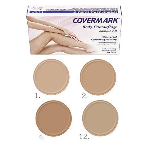 Maquillaje corporal Covermark
