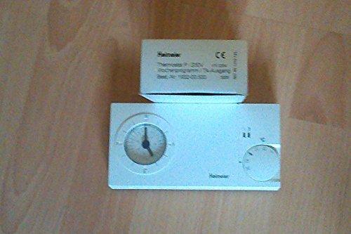 Preisvergleich Produktbild TA Heimeier 1932-00.500 Raum-Thermostat P für EMO T/-Tec, 230 V