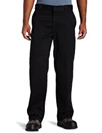Dickies Herren Sporthose Streetwear Male Pants Double-Knee Work