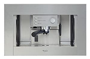 Whirlpool ACE010IX Built-In Coffee Machine - Stainless Steel from Whirlpool