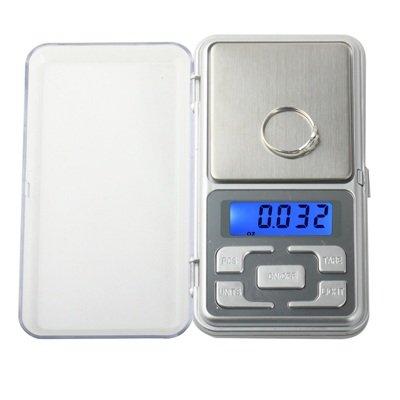 Mini-Balance de très haute précision au centième de gramme 200g x 0.01g