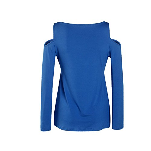 Elevesee - Camicia -  donna LightBlue