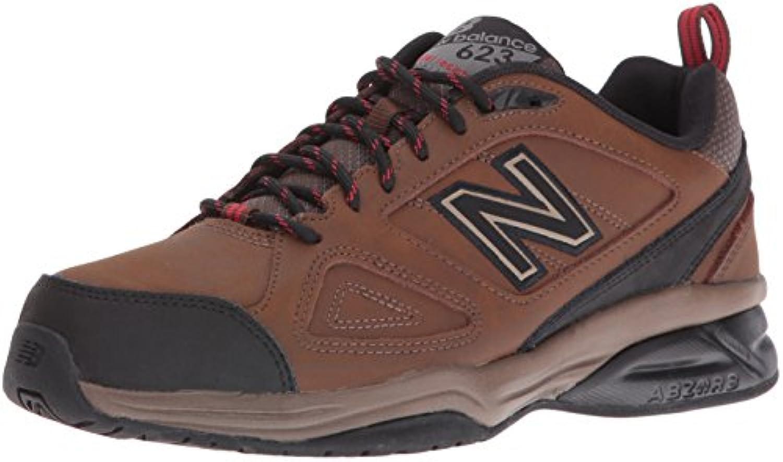 New Balance Men's 623v3 Cross Training scarpe, Marronee, Marronee, Marronee, 10 4E US | Più economico  6f477a