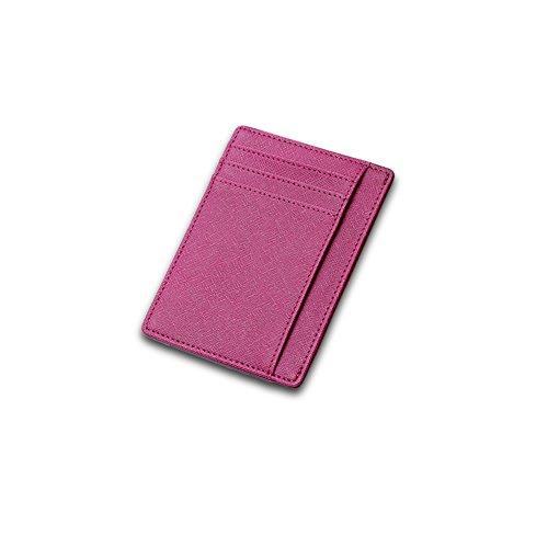Faysting EU vari colori donna borsellino donna portafoglio clamshell fashion stile buon regalo B