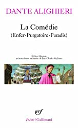 La Comedie (Enfer - Purgatoire -Paradis)/Bilingue Italien-Francais
