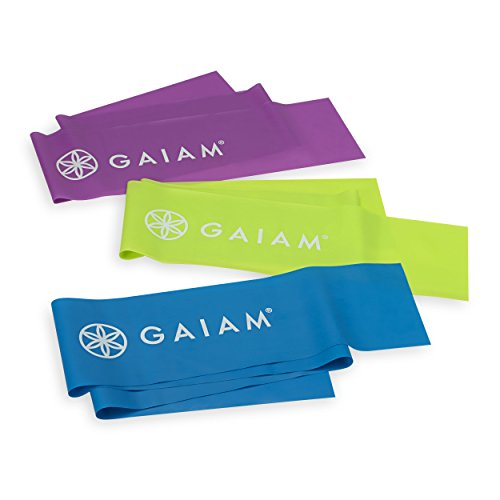 Gaiam Resistance Band – Exercise Bands