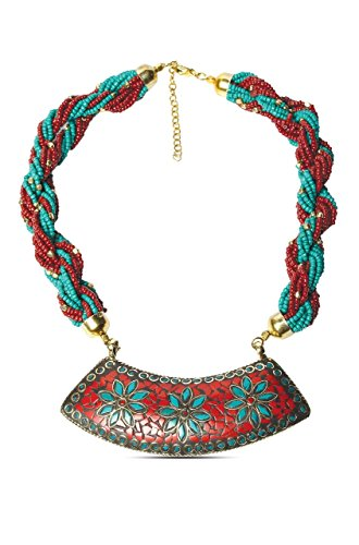 sempre-london-18ct-yellow-gold-plated-europeon-style-multi-strand-designer-necklace-for-women