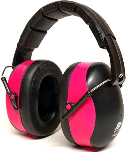 Eseno Industrial Gehörschutz für Erwachsene, rosa
