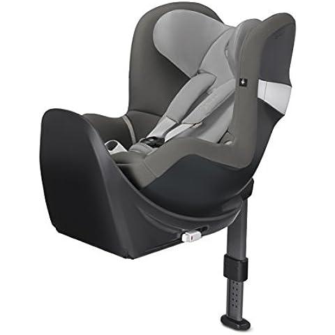 Cybex Sirona M2 I-Size - Silla de auto, grupo 0-1, nacimiento hasta 18kg, color Manhattan Grey