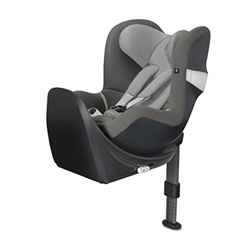 CYBEX GOLD Sirona M2 i-Size incl. Base, Autositz Gruppe 0+ & 1 (0-18 kg), Kollektion 2016, Manhattan Grey