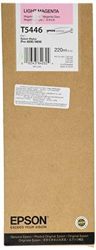 Epson T5446 Cartouche d'encre d'origine Magenta clair T544600