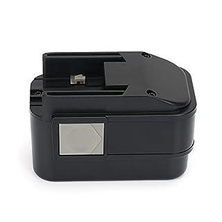 POWERGIANT 9.6V 3000mAh NI-MH Cordless Drill Battery for Milwaukee PCS6T, PES 9.6, PES 9.6T, AEG BEST 9.6X, BEST 9.6X Super, BL Multi-volt lamp, BS2E 9.6T, Atlas Copco PES9.6, PES9.6T