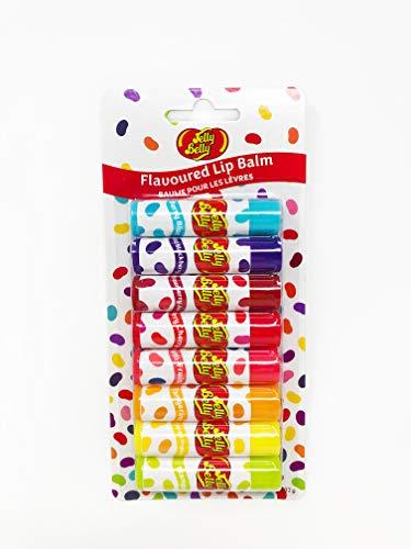 Amber House LTD Jelly Belly Lip Balm 8 Stück Party Pack