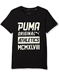 Puma Kinder Style Graphic Tee T-Shirt
