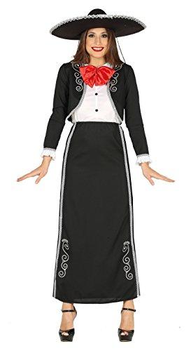 Guirca-Kostüm Mariachi, Erwachsene Gr. 42-44(88249.0)