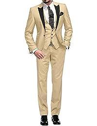 Amazon.es  Dorado - Trajes y blazers   Hombre  Ropa afc4e051ca6