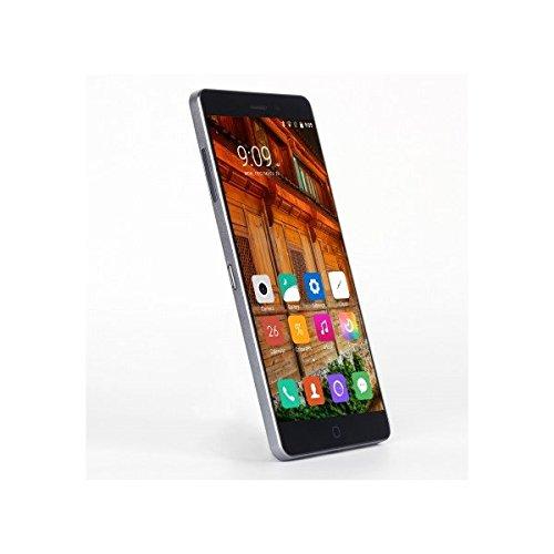 Elephone P9000 4G LTE Smartphone - Android 6.0 (5,5 Zoll 1.6mm Ultra Narrow OGS-Bildschirm, Fingerabdruck Unlock) Octa-Core MTK6755 2.0GHz 4GB RAM 32GB ROM, 8MP 13MP Doppelkameras, Typ-C, 5G WIFI Iphone 3g Unlock-software