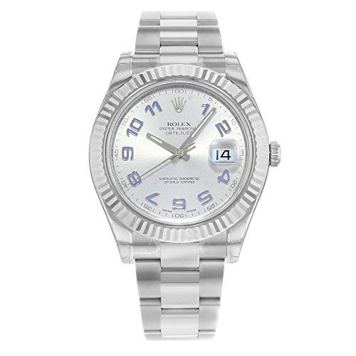 rolex-datejust-ii-116334-rdo-18k-white-gold-steel-automatic-mens-watch