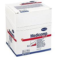 Medicomp Drain Kompressen 7,5x7,5 cm Steril, 25X2 St preisvergleich bei billige-tabletten.eu