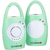 H + H Babyruf Babyphone Canny, grün
