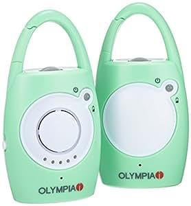 Olympia 2132 Babyphone Canny mit bis zu 200 m Reichweite