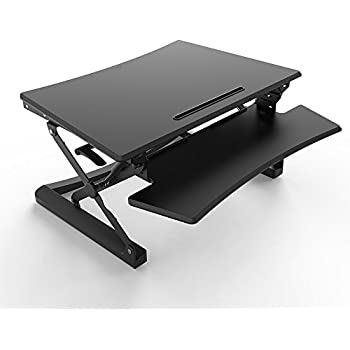 FlexiSpot 35 89cm M2B wide sit Stand Up Desk converter with