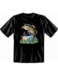 Angeln T-Shirt: Fishing