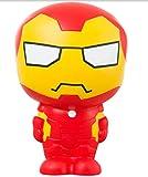 Unbekannt Sambro–Marvel–Iron Man Spielzeug Squeeze, Mehrfarbig (dmr-3312–3)