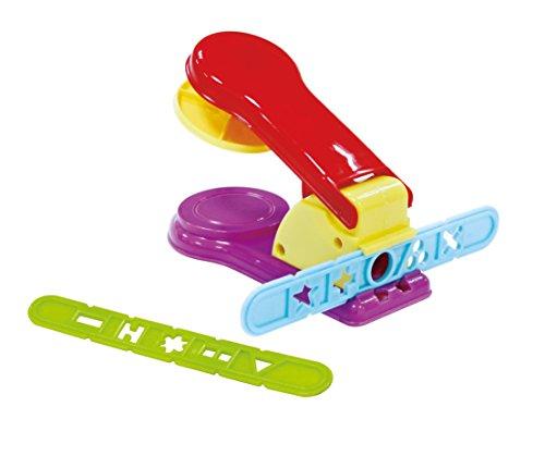 Stampa per impastare per play doh, space doh, kind erknete. accessorio ideale per bambino erknete