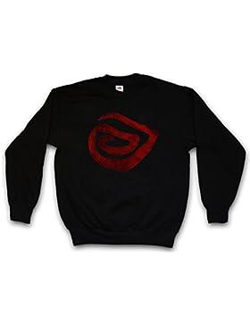 True Spiral Sweatshirt – Espiral Detective Leonard Symbol Sign Logo Insignia Killer TV Series Cohen Tamaños S...