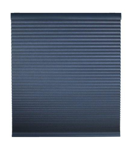 Schnurlose Blackout Cellular Schatten 50,8cm W x 121,9cm L-Deep Blue (Blackout-schatten Windows Für)