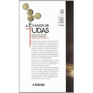 El Evangelio de Judas (Arca de Sabiduría)
