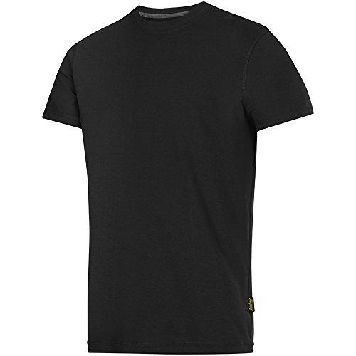 Snickers T-Shirt stahlgrau Größe: XXXL schwarz