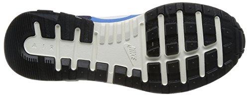 Nike Air Berwuda, Chaussures de Sport Homme, Bleu, Taille Azul (Blitz Blue / White-Blcknd Blue)