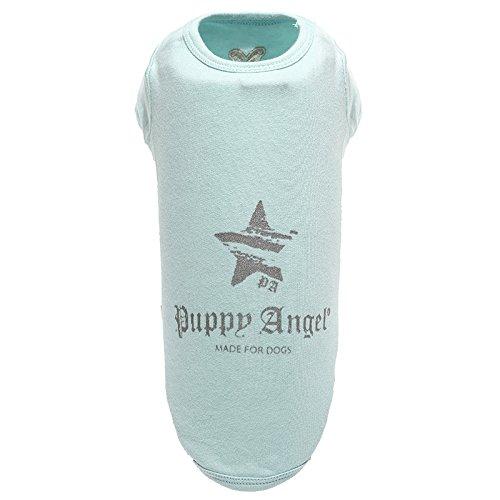 Puppy Angel Everyday T-Shirt pour Chien Bleu Ciel Taille 3XL