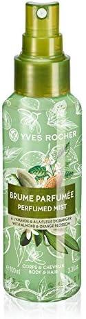 Yves Rocher Perfumed Mist Body & Hair with Almond & Orange
