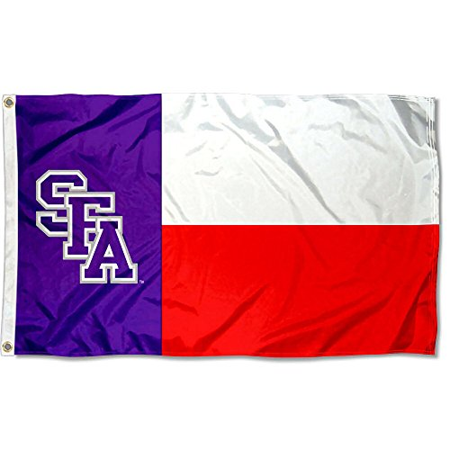 Stephen f. Holzfäller Austin Texas State Flagge